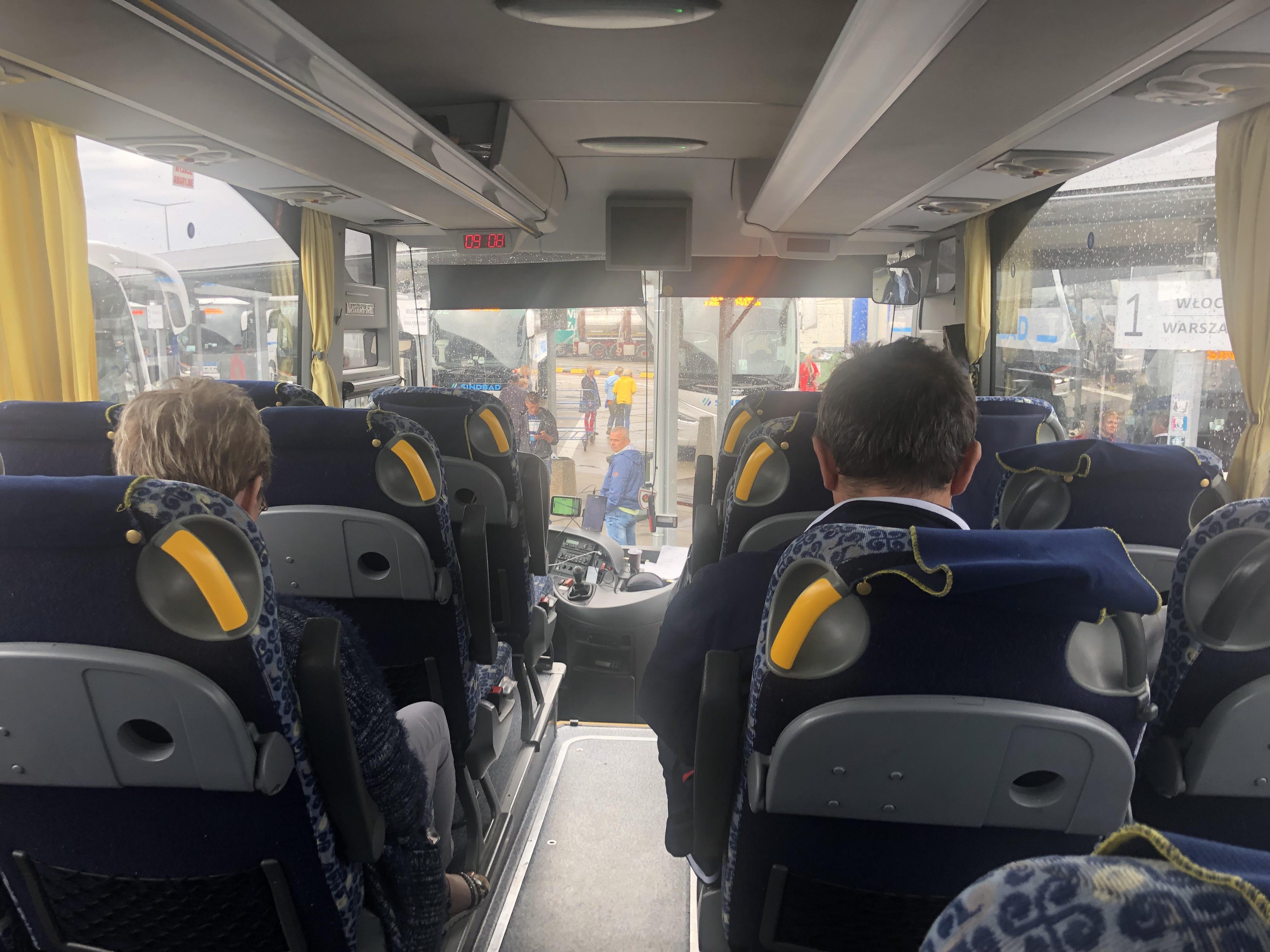 Podróże kształcą – autokar