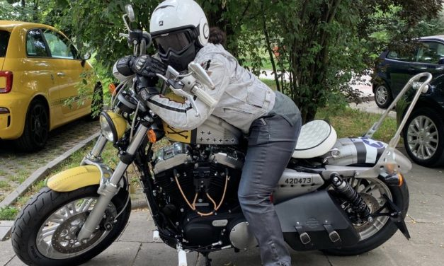 Mój medalista od Harley – Davidson Łódź